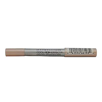 Maybelline Cool Effect Cooling Shadow/Liner, Blizzard Brown 28