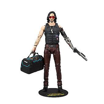 Cyberpunk 2077, Action Figure - Johnny Bomb