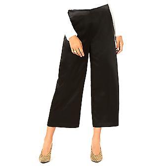 Bar III | Satin Wide Leg Pants