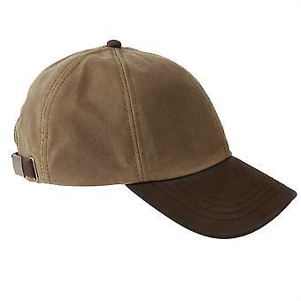 ZH009 (تان حجم واحد ) هاملتون الشمع الجلود الذروة قبعة البيسبول