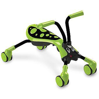 Mookie tülekedés bug Hornet zöld és fekete