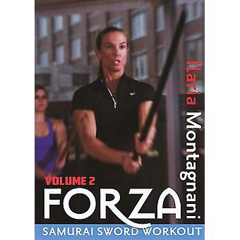 Powerstrike: Forza Samurai Sword Workout 2 [DVD] USA import