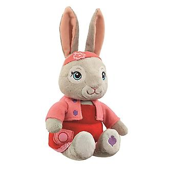 Peter Rabbit PO1573 Talking Lily Bobtail Talking Peluche Toy - 24cm