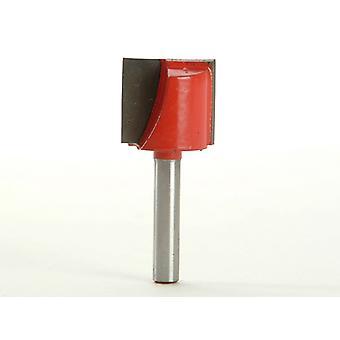 Faithfull Router Bit TCT Zwei Flöte 22,0 mm x 19 mm 1/4in Schaft FAIRB230