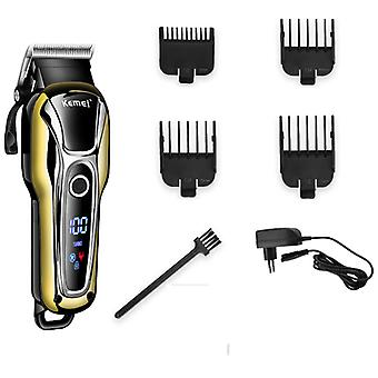Cordless Hair Clipper Professional Electric Shaver