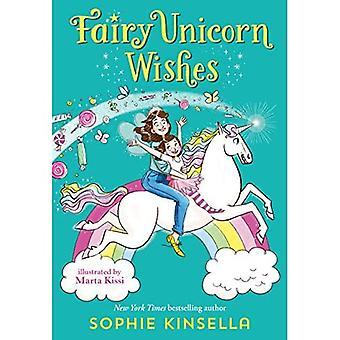 Fairy Mom and Me #3: Fairy Unicorn Wishes (Fairy� Mom and Me)