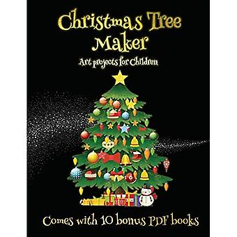 Art projects for Children (Christmas Tree Maker)