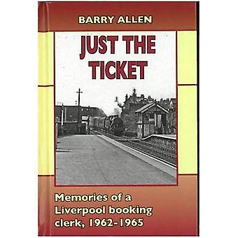 Just the ticket: Memories of a Liverpool booking clerk, 1962-1965