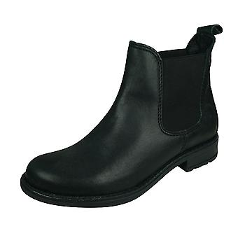 Cool Boys Charlie Leather Chelsea Boots - Noir