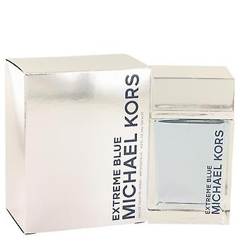 Michael Kors Extreme Blue Eau De Toilette Spray By Michael Kors 4 oz Eau De Toilette Spray
