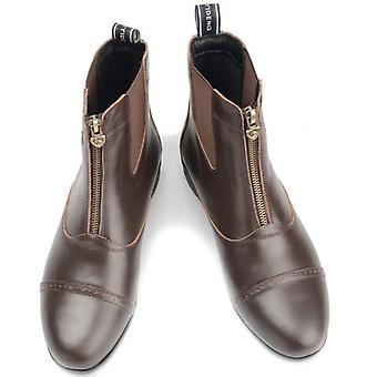 Oddychające buty jeździeckie i kobiety