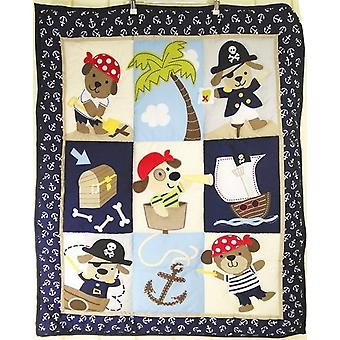 Nursery Quilt, Baby Comforter For Or