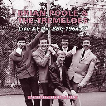 Brian Poole & the Tremeloes - Live på BBC 1964-67 [CD] USA import