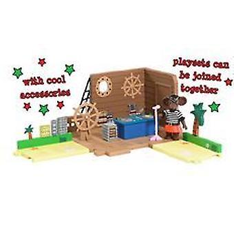 Rastamouse Playset - Pirate Radio Playset