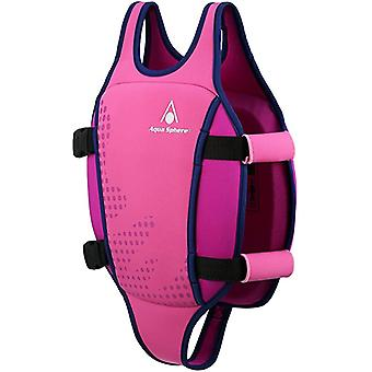 Aqua Sphere Michael Phelps Swim Method Swim Vest - Pink/Purple