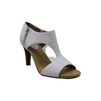 Adrienne Vittadini Womens venus Fabric Open Toe Classic Pumps