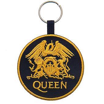 Dronning Vævet nøglering