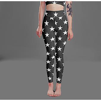 Star Yoga Leggings