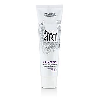 Professionnel tecni.art liss control (smooth control gel cream force 2) 177784 150ml/5.1oz