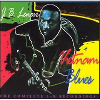J.B. Lenoir - Vietnam Blues-Complete L&R Rec [CD] USA import