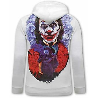 Joker Hoodies - Wit