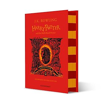 Harry Potter ja Rowling & J.K.:n HalfBlood Prince Gryffindor Edition.