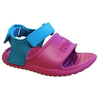 Puma Divecat V2 Injex Toddler Sandals Hook & Loop Kids Shoes 369545 03