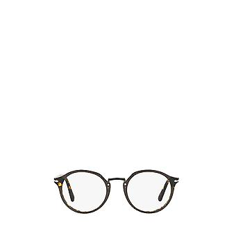 Persol PO3185V harmaa walesin prinssi & havana unisex silmälasit