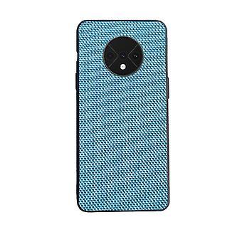 Schokbestendige nylon beschermhoes voor OnePlus 7t Pro Lichtblauw