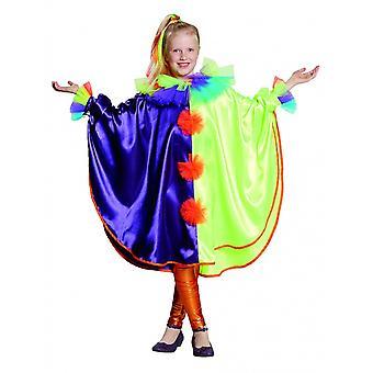 Jurk Cape Clown Junior Bt348024