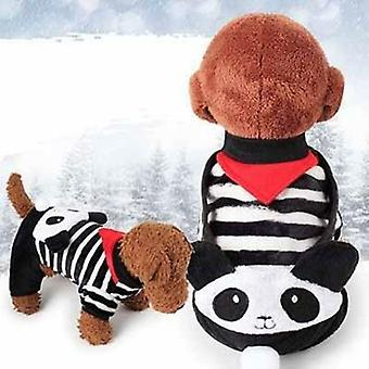 Pet Costume Halloween Cartoon Comfortable Fleece