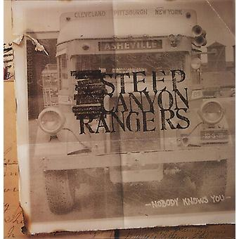 Steep Canyon Rangers - Nobody Knows You [Vinyl] USA import