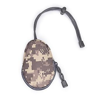 Mini Key Wallets Holder Men Coin Bolsas Bolsa Bolsa Pequena Chaveiro de Bolso Caso zipper
