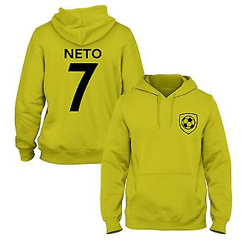 Pedro Neto 7 Club Style Player Football Hoodie