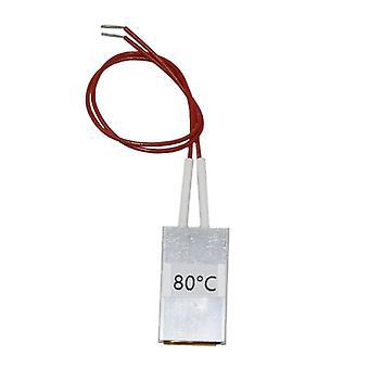 80 Grados -220 Grados, Termostato Ptc Aluminio, Placa Eléctrica, Incubadora
