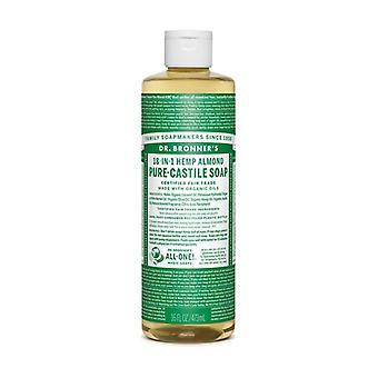 Almond Bath Gel Bio Bronners 475 ml