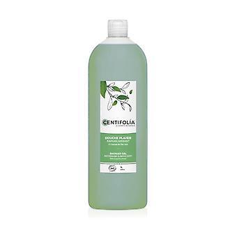 Green Tea Pleasure Refreshing Shower Gel 1 L of gel