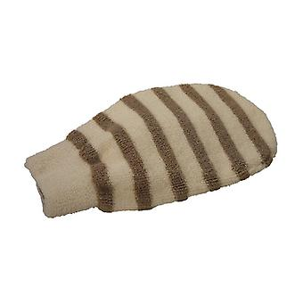 Cotton massage glove 1 unit