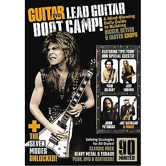 Guitar World : Lead Guitar Boot Camp!