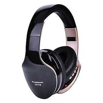 Wireless Headphone, Bluetooth Headset, 3d Stereo, Foldable Adjustable Gaming