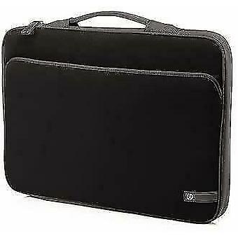 "HP 16"" Notebook Laptop Sleeve - Black Charcoal Neoprene - QB462AAR"