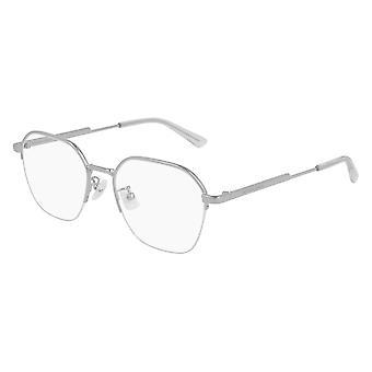 Bottega Veneta BV1111OA Asian Fit 003 Silver Glasses