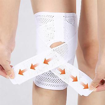 1 Paar kniebraces kniebeschermer warme knie wrap knie mouw knie beschermende dekking comfortabele kniebraces beschermer