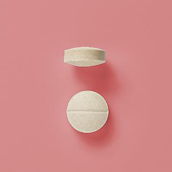 Papain and bromelain tablets