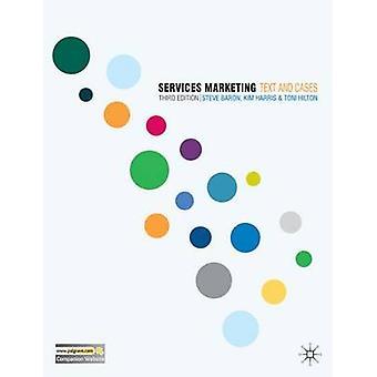サービスマーケティング - スティーブ・バロンによるテキストとケース - 9780230520936 書籍