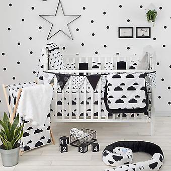 Cama Cloud Cuna Colección ropa de cama para bebés