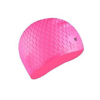 Women Swimming Caps Silicone, Super Large, Long Hair, Waterproof Big Size Swim