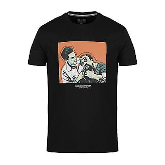 Weekend Offender Morrie T-Shirt - Black