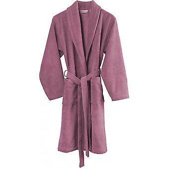 halat de baie Felicia femei bumbac roz dimensiune S