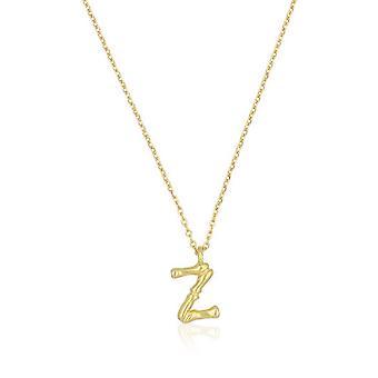Collar de letras Z Bamboo